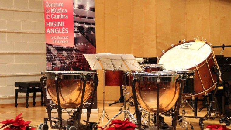 El XIII Concurs de Música de Cambra Higini Anglès reunirà un centenar de participants aquest cap de setmana a Reus