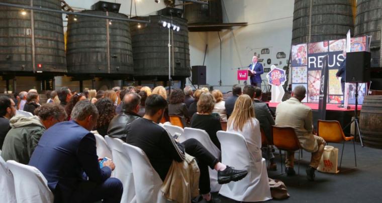 Els Premis Vinari 2017 es van lliurar a la Vermuteria Can Rofes de Reus
