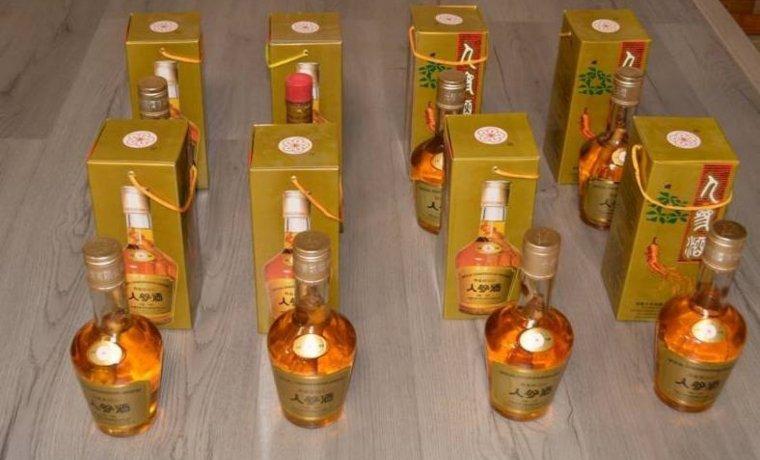 Imatge de les ampolles requisades