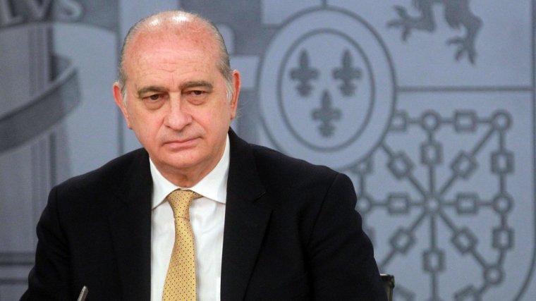 L'exministre Jorge Fernández Díaz, en una imatge d'arxiu