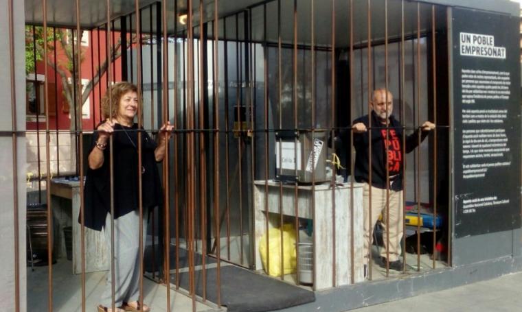 Més imatges d'alguns empresonats a Lleida