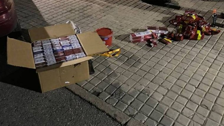 Més tabac de contraban trobat a la Seu