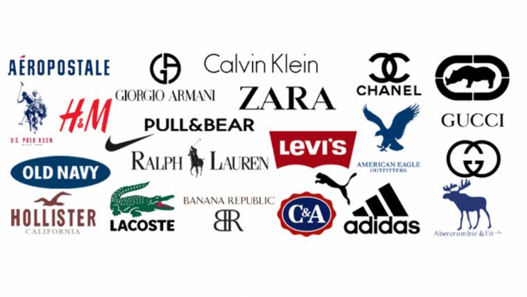 2ba95c48b33 Marcas de ropa  las 12 mejores y más famosas del mundo