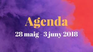 28 de maig - 3 de juny 2018