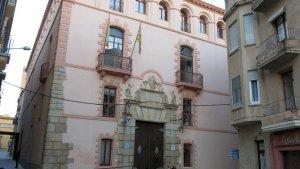 El jutjat de Tortosa, en una imatge d'arxiu.