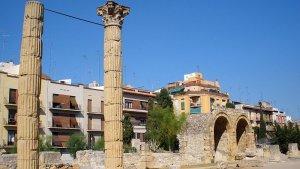 Foro Colonial de Tarragona.
