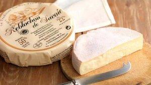 Imagen de archivo de queso Reblochon