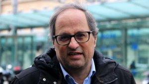 Imatge d'arxiu de Quim Torra, el nou president de la Generalitat de Catalunya.