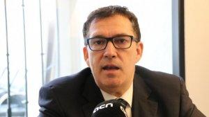 Jaume Alonso-Cuevillas va visitar Reus el passat dijous.