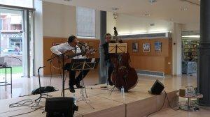 Joan Artigas ha interpretat i musicat poemes de Gabriel Ferrater