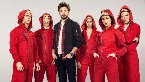 La Casa de Papel es actualmente la serie española más reconocida a nivel mundial.