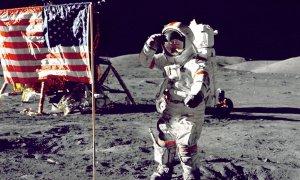 La creencia de que no hemos pisado la Luna es uno de los mitos más famosos del mundo.