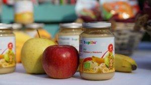 La marca 'Lupilu' con productos de alimentación ecológicos