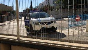 La Policia Local de Torredembarra ha accedit a l'escola Molí de Vent de Torredembarra.