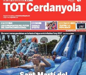 La portada del TOT 1540