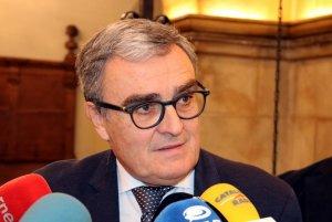 L'alcalde de Lleida, Àngel Ros