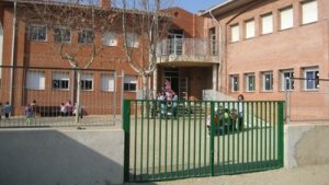 L'escola Marinada és una de les afectades pel tancament de línies de P3.