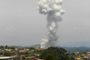 L'explosió de Tui