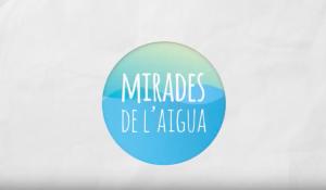 Logo de 'Mirades de l'aigua'