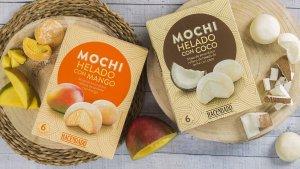 Los Mochis Helados de coco y mango de Hacendado, nuevos postres de Mercadona