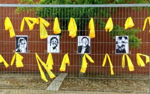 Més llaços grocs a l'ETSEA