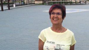 Murielle Reig va dedicar grans esforços a la lluita contra el càncer.