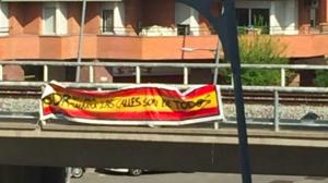 Pengen una bandera espanyola