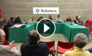 Ple extraordinari EMD Bellaterra 1 de desembre