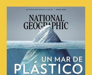 Portada de l'edició espanyola del 'National Geographic Magazine'
