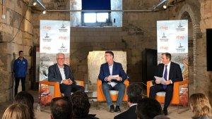 Presentació de la cobertura de RTVE dels Jocs Mediterranis
