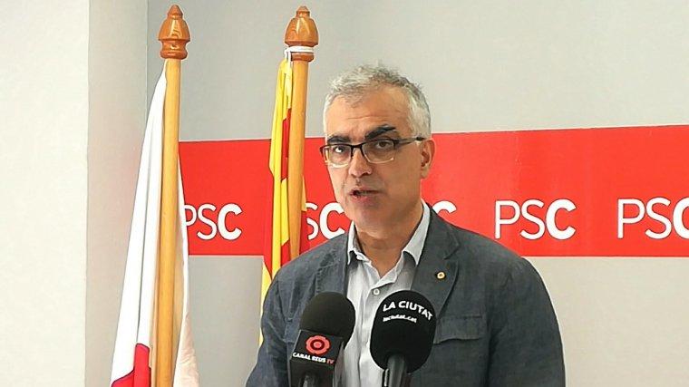 Andreu Martín anuncia que opta a l'alcaldia de Reus