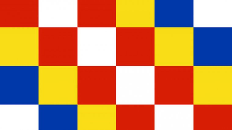 Bandera de Amberes.