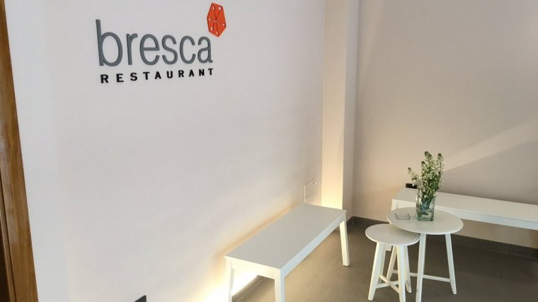 Restaurant Bresca.