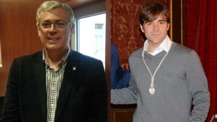 Dídac Nadal i Jordi Sendra, candidats a les primàries del PDECat Tarragona
