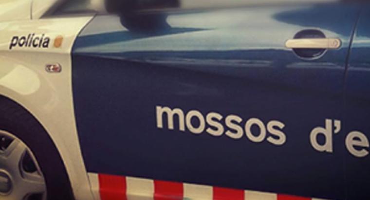 Els Mossos d'Esquadra detenen un rubinenc per denunciar un fals robatori