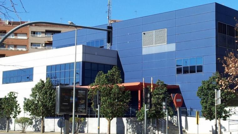 Imatge de la comissaria de Badalona, on es van fer les gravacions