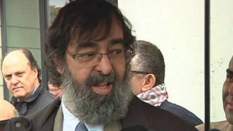 Ricardo González, magistrado que emitió el voto particular en el juicio de 'La Manada'