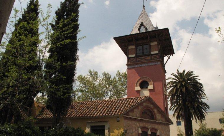 Torre del Xalet Serra, als afores de Reus.