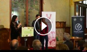 Acte de lliurament dels Premis Vinari dels Vermuts 2018