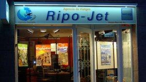 Agència de viatges de Ripollet.
