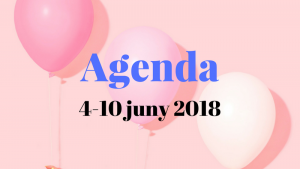 Agenda 4-10 fe juny 2018
