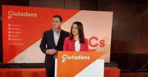 Albert Rivera i Inés Arrimadas aquest divendres