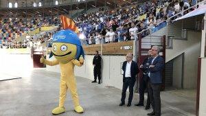 Aquest divendres s'ha presentat la cançó dels Jocs Mediterranis a la Tàrraco Arena Plaça