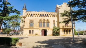 Castell del Comte de Sicart Vilaseca