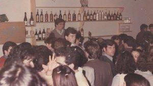 El Drums de Reus dels anys 80.
