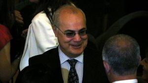 El jutge instructor de la causa contra l'1-O, Pablo Llarena, en una imatge d'arxiu