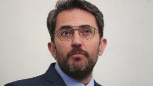 El Ministro de Cultura y Deporte Máxim Huerta