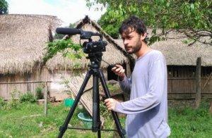 El periodista Aitor Sáez a la reserva indígena del TIPNIS