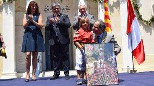 El president Quim Torra ha assistit al centenari de la Bbilioteca Populas de Valls