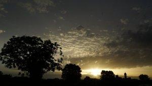 El sol dominará en gran parte del país con algunos intervalos nubosos